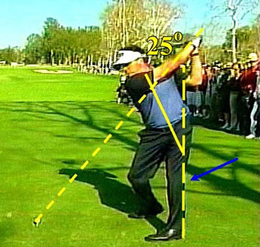 Phil's Backswing 2008